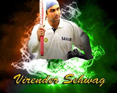 Sehwag Latest Wallpapers
