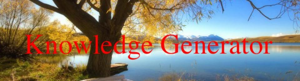 Knowledge Generator